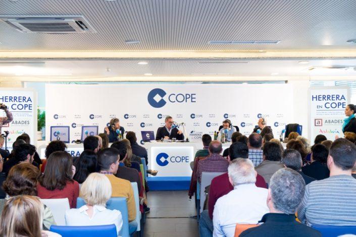 Retransmisión de radio Cope en Granada