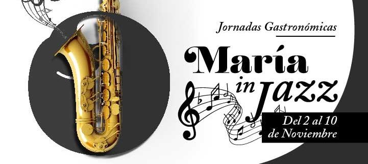 banner maria de la o maria in jazz