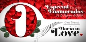 Maria de la O especial san valentin 2019 granada